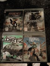 Children's PS3 games £15 in Lakenheath, UK
