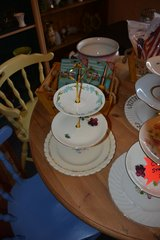 Cake Stands in Lakenheath, UK
