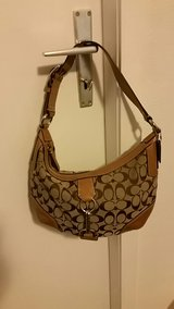 Coach Purse Hampton Signature #11576 in Ramstein, Germany