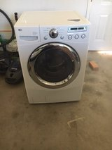 LG Front Loading Washer in Cherry Point, North Carolina