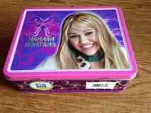 Hannah Montana Metal Lunch Box in Naperville, Illinois