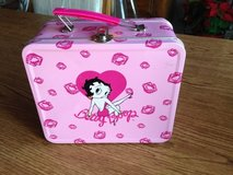 Betty Boop Metal Lunch Box in Naperville, Illinois