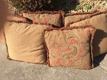 6 Couch Pillows in Fort Campbell, Kentucky