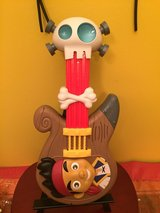 Fisher Price/Disney's Jake and The Neverland Pirates Rock Guitar. in Plainfield, Illinois