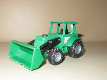Mighty Wheels Die-Cast Metal Blue Ridge Farm Tractor With Moving Parts Green in Bolingbrook, Illinois
