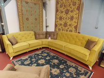 Floormodel Sale! Siena Futon Sectional with chair in Spangdahlem, Germany