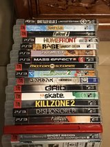 PS3 Games - Great Stocking Stuffers! in Okinawa, Japan