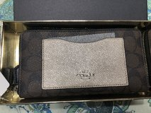 NWT Coach wallet clutch in 29 Palms, California