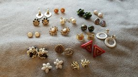 Clip On Earring Lot in Plainfield, Illinois