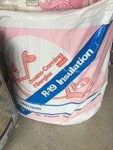 Never used Owens Corning fiberglass insulation roll in Lockport, Illinois