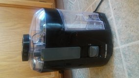blackanddecker juicer/ move out sale name your price in Travis AFB, California