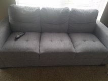 3 seater couch + 2 seater couch, 2 king size beds with mattresses & dunks, dresser, night stand in Spring, Texas