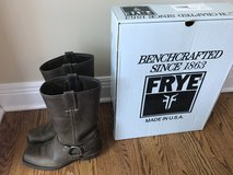 Frye Harness Boots in Plainfield, Illinois