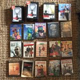 lot of movies and tv shows in Kingwood, Texas