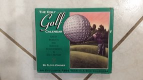 1994 Golf Calendar in Westmont, Illinois