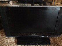 23 in lg tv , lcd with built in dvd player in Kingwood, Texas