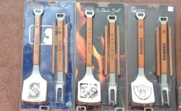 LAST MINUTE XMAS GIFT / BBQ grilling cookware Sports, Military, Spatulas Brand New / 75% off in Travis AFB, California