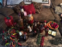 Pepper decor lot in Fort Knox, Kentucky