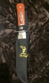 New Hunting Knife with sheath in Alamogordo, New Mexico