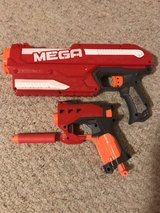 mega nerf guns in Fort Polk, Louisiana