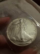 1 oz silver coins in Perry, Georgia