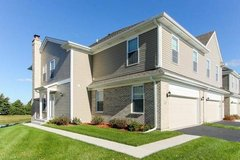 ELGIN NEW LUXURY TOWNHOMES 3 & 4 BEDROOM ..Tell Santa You Want This (ELGIN) in St. Charles, Illinois