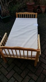Pine Toddler Bed in Lakenheath, UK