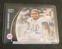 Dallas Cowboys Cooper Rush Autograph in Fort Bliss, Texas