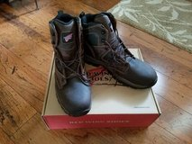 **REDUCED** BNIB: Red Wing Steel Toe Boots, Size 12 in Fort Campbell, Kentucky