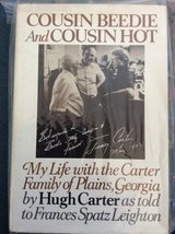 Book: Hugh Carter Inscribed in Macon, Georgia