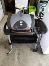Lean mean fat reducing grilling machine with stand in Byron, Georgia
