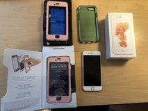 IPHONE 6S - 16G - ATT- ROSE GOLD in Conroe, Texas