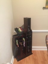 wine rack in Pearland, Texas