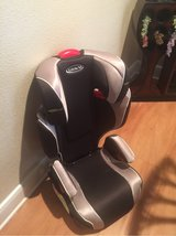 car/booster seat in Pearland, Texas