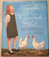 Mercedes & the Chocolate Pilot Hardcover w/dust jacket in Okinawa, Japan