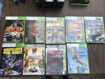 Video Games for Xbox 360 in Spring, Texas