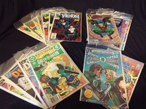 Throwback Comic Book Collection (17 total) - DC, Marvel and Others in Elgin, Illinois