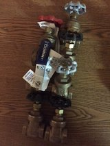 "3/4"" & 1"" Thd Brass Gate Valves in Oswego, Illinois"