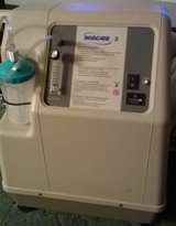 Invacare Home oxygen concentrator in Leesville, Louisiana