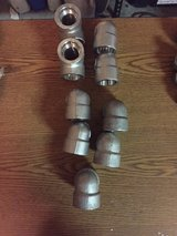 "Lot of 3/4"" Stainless Steel 300lb SW 90 in Oswego, Illinois"
