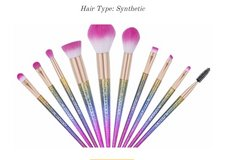 ULTRA SOFT GLITTER MAKEUP BRUSHES in Fort Leonard Wood, Missouri