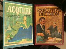 Games: BookShelf-Aquire/Executive Decision in Byron, Georgia
