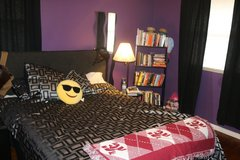 Queen Size Bed (Mattress & Headboard) in Jacksonville, Florida