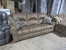 new reclining sofa . in Fort Campbell, Kentucky