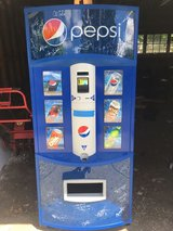 ** New Pepsi Vending Machine with Seattle Mariners Autographs ** in Fort Lewis, Washington