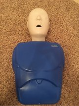 CPR practice dummy in Kingwood, Texas