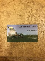 A&M Lawn Maint. & Etc in Leesville, Louisiana