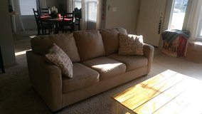 Ashley sofa bed (queen) in Fort Lewis, Washington