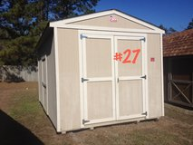 10x16 Utility Shed Storage Building HOT BUY!! in Moody AFB, Georgia
