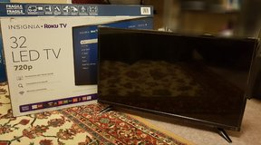 "Insignia Roku TV 32"" (Excellent Condition) in Fort Benning, Georgia"